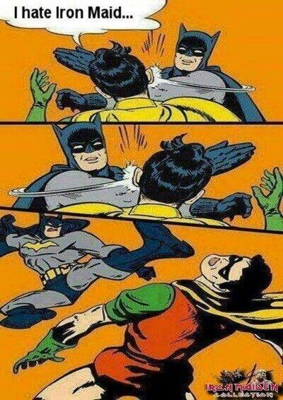 Batman Slapping Robin Meme Generator Imgflip Robin Meme Memes