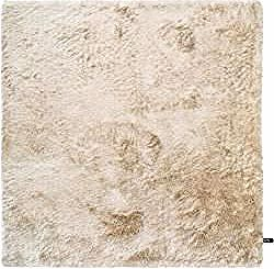 Benuta Essentials Hochflor Shaggyteppich Whisper Beige 200x200 Cm Langflor Teppich Fur Wohnzimmerb 2020