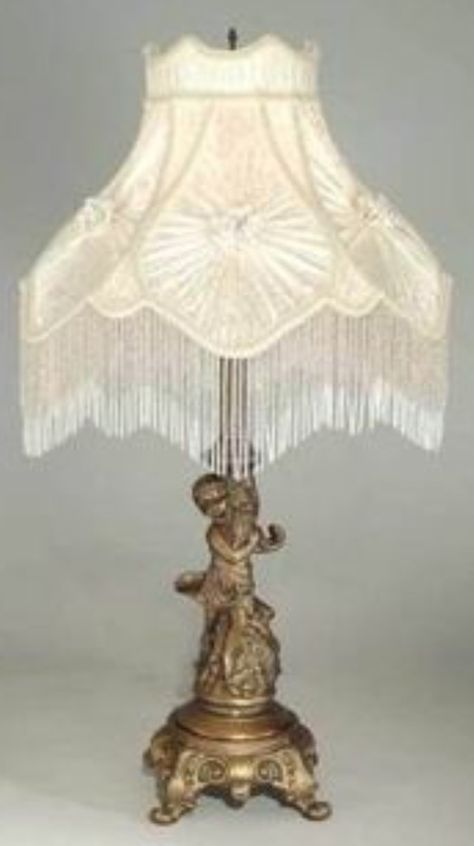 Pin by Cassie on Lamp ideas | Victorian