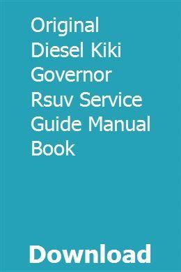 Diesel kiki hydraulic valve