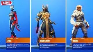 How To Unlock Max Lynx Ice King Skin In Fortnite Secret