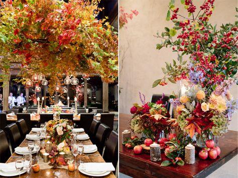 2 DIY rustikal Hochzeitsdekomit rot Apfel und Kirsche im Herbst DIY Obst Hochzeit mit chic dekorierten Apfel, Zitrone, Orange, Pfirsich und Heidelbeere