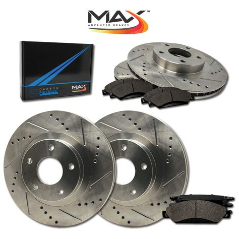 2012 2013 For Nissan Rogue Front Ceramic Brake Pads