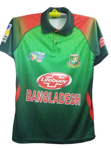 bangladesh cricket jersey 2019