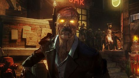 call of duty zombies maps