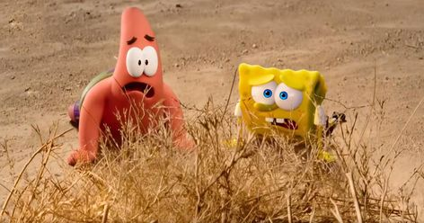 The SpongeBob Movie: Sponge on the Run - Spot
