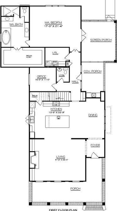 3 Bedroom 4 Bath Cottage House Plan Alp 08ts Cottage House Plans House Plans Best House Plans