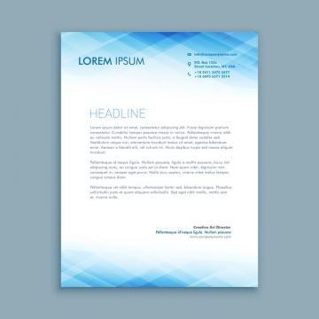Fresh Letterhead Sample Design For You Letter Tempate LetterBuis.
