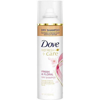 Dove Refresh Care Fresh Floral Dry Shampoo Good Dry Shampoo Dove Dry Shampoo Dry Shampoo