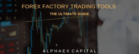 Forex Factory Trading Tools Swing Trading