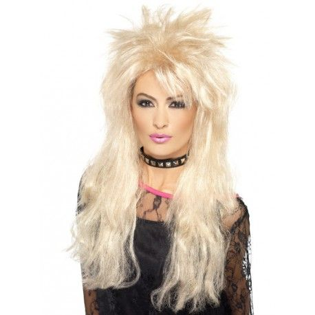 NEW Ladies Amy Winehouse Brown Rehab Wig Pop Star Smiffy/'s Fancy Dress Costume