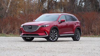 2020 Mazda Cx 9 Review When Fashion Trumps Function Mazda Cx 9 Mazda Suv Mazda