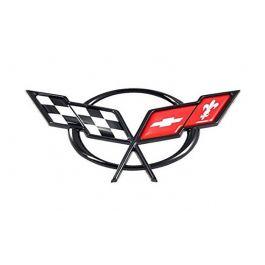 Corvette C5 Decal Black Corvette Corvette C5 Car Parts And Accessories