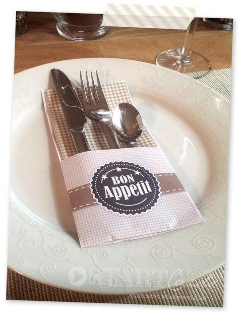 Bestecktaschen Falten diy bestecktaschen falten für das perfekte dinner diy decoration
