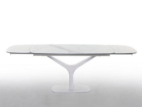 Tavoli Da Cucina Allungabili Firenze.Ariston Extendable Dining Table Design By Angelo Tomaiuolo For