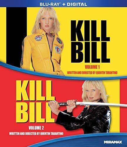 Kill Bill 2 Movie Collection (Blu-ray + Digital) - Default