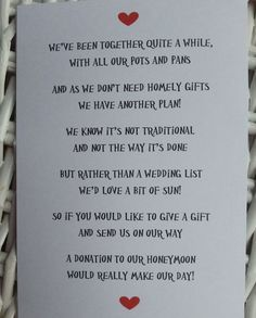 images of money tree poems to place in wedding shower invites | Hire ...