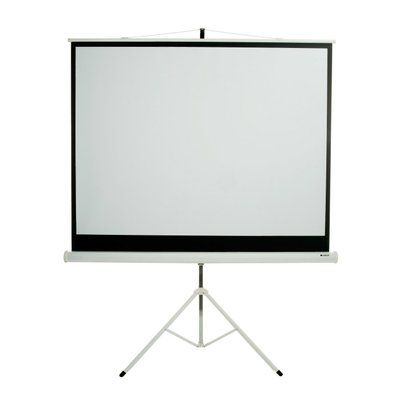 Loch Matte White 120 Diagonal Portable Projection Screen