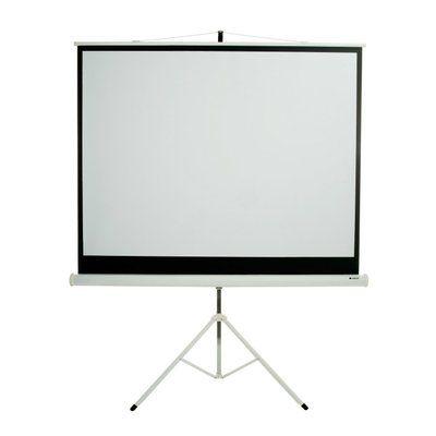 Loch Matte White 120 Diagonal Portable Projection Screen