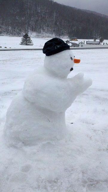 opa spumă de zăpadă de zăpadă)