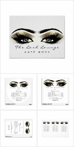 Shantia Beauty Studio Lashes White Eyes Collection by