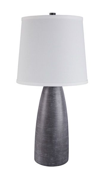 Shavontae Table Lamp Grey Lamps