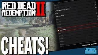 RED DEAD REDEMPTION 2 | Cheat Menu Guide | Red Dead