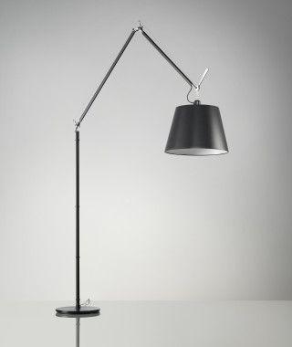 Tolomeo Mega Terra Mit Dimmer Schwarz Artemide Prediger Mit Bildern Design Leuchten Berlin Design Bogenlampe