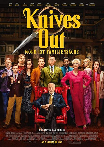 Knives Out Di 2020 Bioskop Film Indonesia