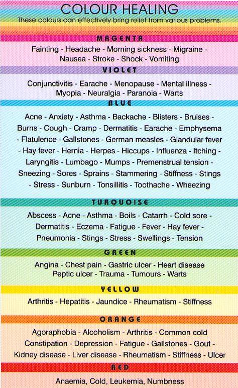 Macro Monday: Colour Therapy
