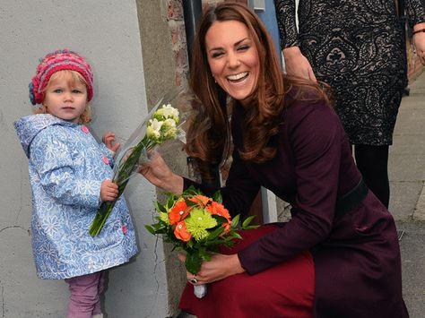 La dieta del embarazo de Kate Middleton.