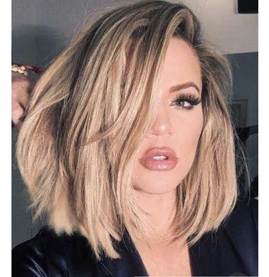 Image Result For Khloe Kardashian Bob Hairstyles Khloe Kardashian Hair Short Hair Styles Khloe Kardashian Hair
