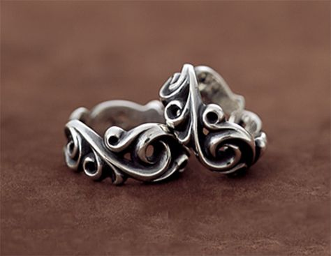 Making metal clay rings - tips and tricks from Petra at Metal Clay Ltd.