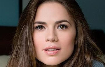 hayley atwell. beautiful!