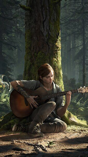 The Last Of Us Part 2 Ellie Guitar 4k Wallpaper 7 1128 In 2020 The Last Of Us The Lest Of Us The Last Of Us2