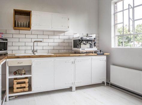 Küchenschrank Authentische Küchenmöbel By Noodles Jetzt Kaufen