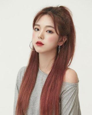 Your Kpop Idol Life Girls Version Pt 1 Korean Hairstyles Women Korean Hair Color Korean Hairstyle