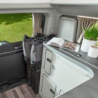 Westfalia Squeezes A Private Toilet Into Its Latest Ford Transit