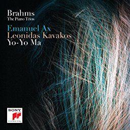 Brahms: The Piano Trios by Yo-Yo Ma, Emanuel Ax, Leonidas