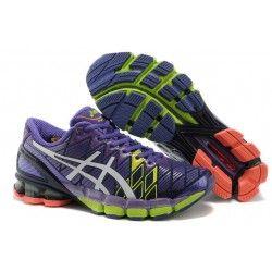 ASICS Gel Kinsei 5 Womens Purple � Asics ShoesRunning ...