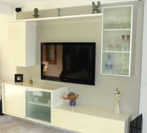 Meuble tv en placo finest full size of meilleur mobilier et ...
