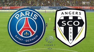 مشاهدة مباراة باريس سان جيرمان وآنجيه بث مباشر اليوم 2 10 2020 في الدوري الفرنسي Psg Angers Live Football Match
