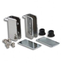 Hinge Pivot Chrome 1 4 Glass Door Glass Door Invisible Hinges Hardware