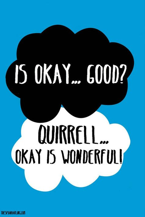 A Very Potter Musical & The Fault in Our Stars -- I did not like THE FAULT IN OUR STARS, but this is pretty funny.