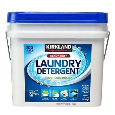 Detergents 78691 Kirkland Laundry Detergent Super Concentrate