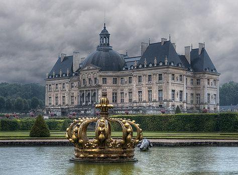 Le Château de Vaux le Vicomte, magnifique , à voir absolument. Et si vous alliez chez Monique et Jean-Michel, sur www.myweekendforyou.com