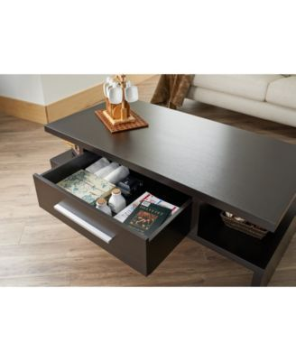 Better Homes & Gardens Steele Writing Desk Espresso Finish