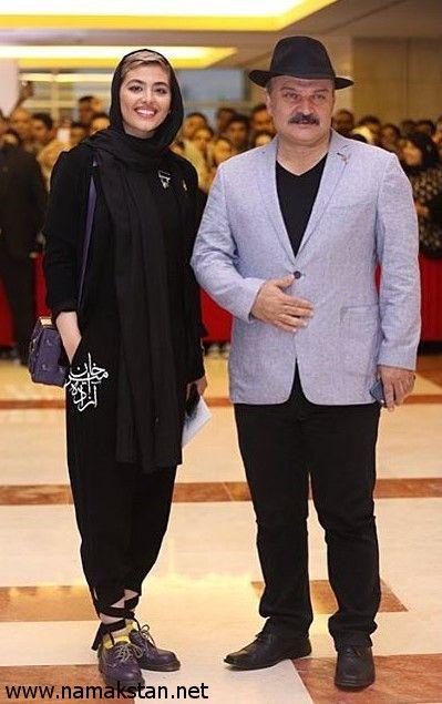 عکس جدید از ریحانه پارسا و مهدی سلطانی در جشن حافظ Iranian Women Iranian Women Fashion Persian Girls