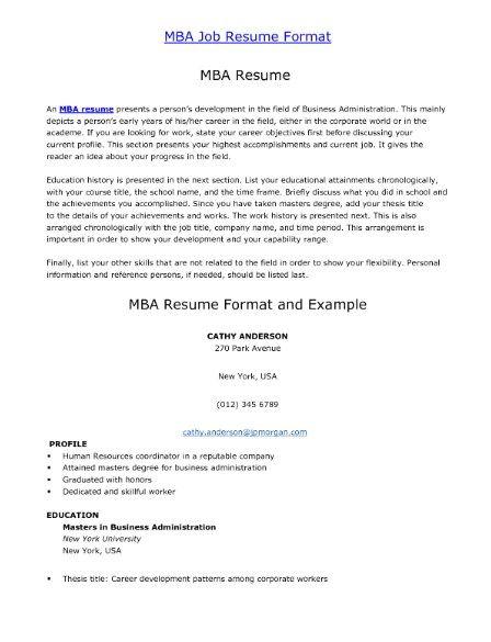 Resume Format For Job Fresher  HttpJobresumesampleCom