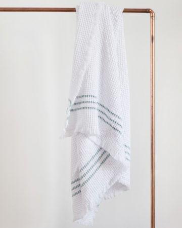 Towels Our Distinctive Flat Weave Bath Beach Towels Mungo